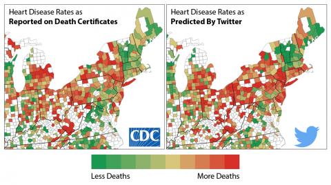 50e8ec204f Twitter Can Predict Rates of Coronary Heart Disease