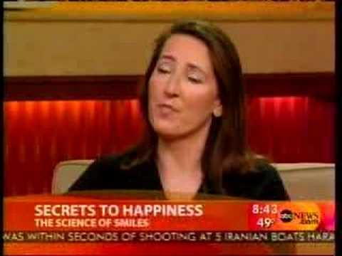 Sonja Lyubomirsky's book The How of Happiness interview on G