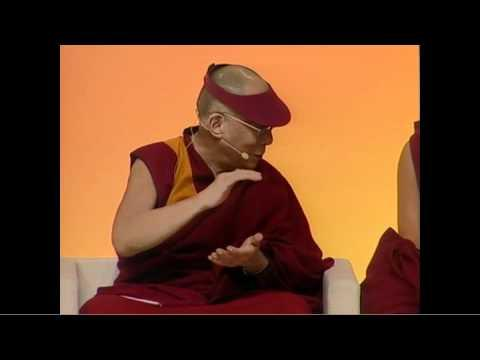 Dalai Lama with Martin Seligman - Toward a science of human flourishing