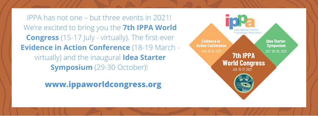 IPPA World Congress 2021